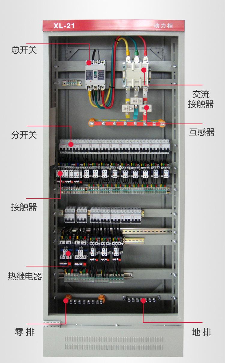 XL-21低压配电柜